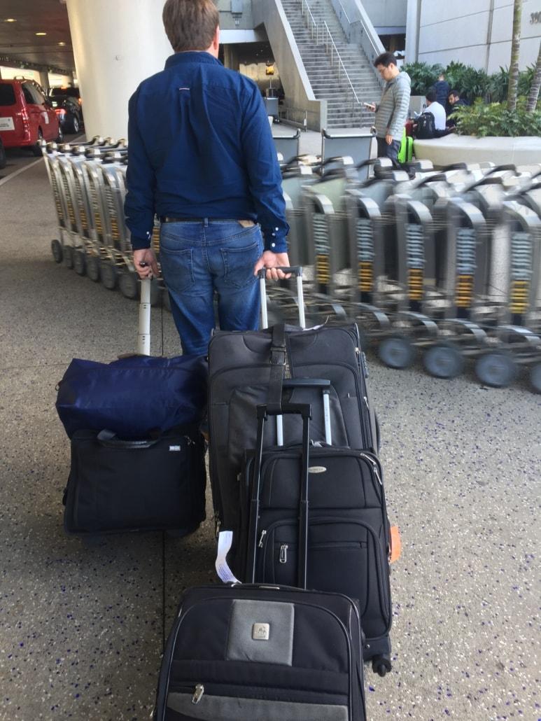 Der Kofferzug